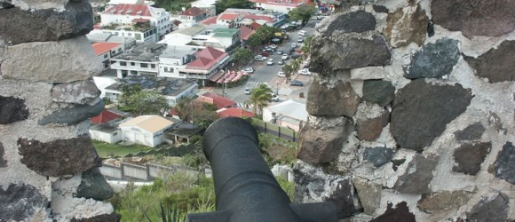 Fort Louis - Marigot FWI