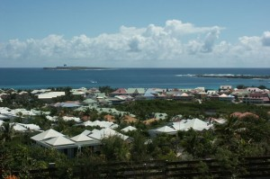 Saint-Martin Orient Bay FWI