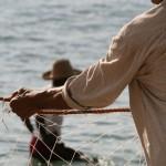 Pêche à la senne - relève des filets