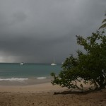 Martinique - plage des Salines
