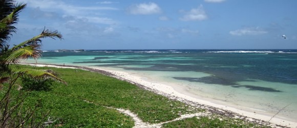 Martinique plage Anse Michel